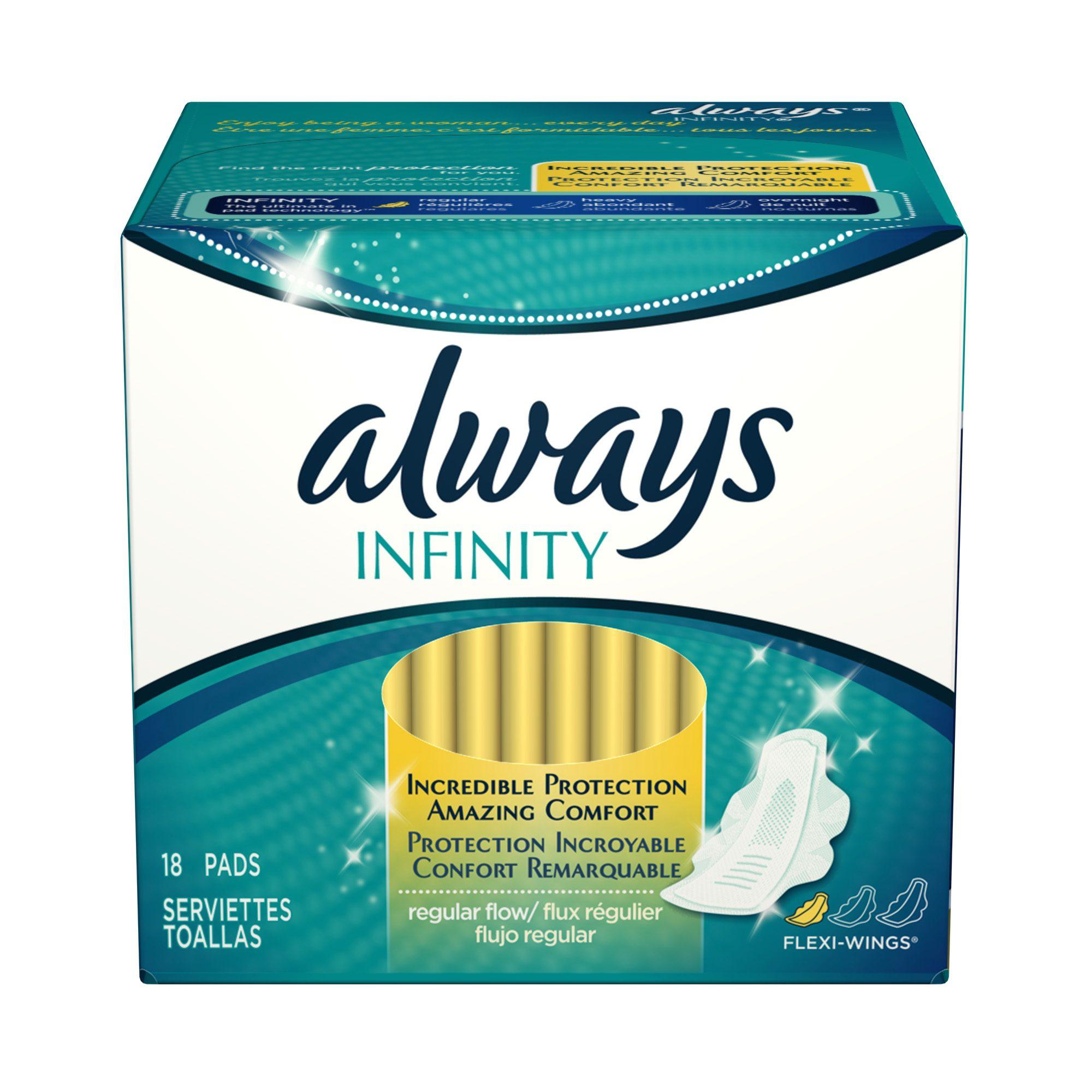 Always infinity coupons 2018